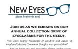 Eyeglass Donation Drive 2018