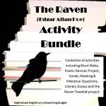 the-raven-activity-bundle-cover