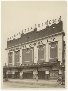 Parramatta Cinema in 1920s