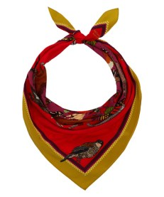 I Love Everything Scarf. Silken Favours. 2013. Avail. at Liberty