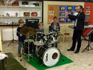 Schlagzeugensemble I