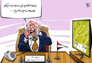 دمى عراقية بيد طهران
