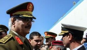 حملة تشويه الجيش الليبي هدفها التخلص من حفتر