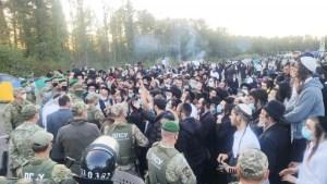 حجّ يهود الحسيديم يؤجج الأزمة بين أوكرانيا وبيلاروسيا