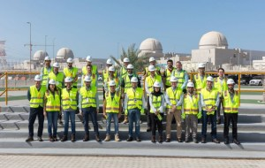 الإمارات تصدر رخصة تشغيل أول مفاعل نووي عربي