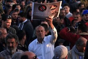 """حفتر يتعهد مواجهة """"الغزاة الأتراك """"في حال فشل المفاوضات الليبية"""