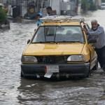 الأمطار تتحدث عن فشل حكومة بغداد