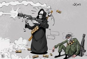 قمع لا يتوقف في العراق: من المسؤول