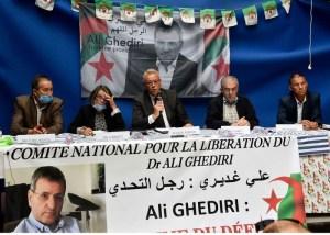 الإفراج عن مرشح سابق للرئاسة الجزائرية أمر وارد