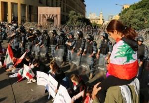 إرجاء جلسة للبرلمان اللبناني تحت ضغط الشارع