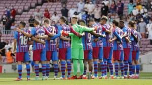 أعلن نادي برشلونة تأجل مباراته أمام مضيفه إشبيلية