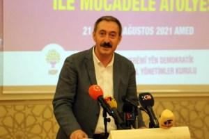 السلطات التركية تتهم رئيس بلدية مدينة سيرت بالدعاية لحزب العمال الكردستاني