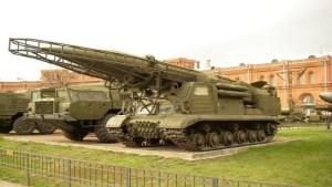 عثرت حركة طالبان على عناصر من أنظمة صواريخ التكتيكية السوفيتية