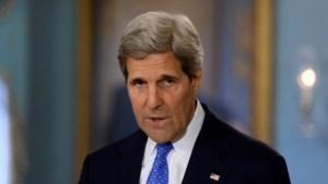 #كيري: #الولايات المتحدة تتعاون مع #المانيا و #روسيا لإطلاق حوار وطني في #اوكرانيا