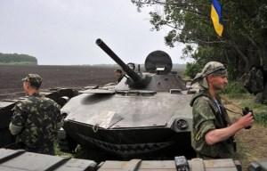 الجيش #الاوكراني يجدد قصفه المكثف على #سلافيانسك و #كراماتورسك شرق البلاد