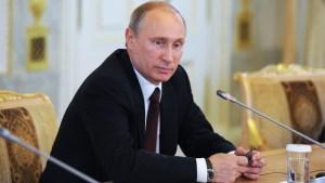 #بوتين : مصلحتنا ان يكون هناك استقرار سياسي في #اوكرانيا لكننا نشهد صراعا حقيقيا فيها