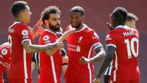 """""""الطريق الوعر"""".. هكذا يستطيع ليفربول التأهل لدوري الأبطال"""