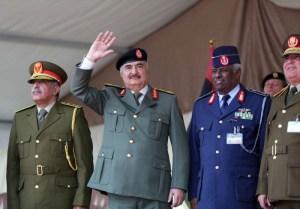 تفويت الفرصة على الميليشيات لجر الجيش الليبي إلى الحرب ووقف الانتخابات