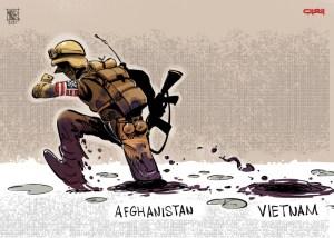 بعد مستنقع فيتنام.. الولايات المتحدة تعيش كابوسا جديدا في أفغانستان