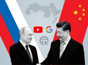 أين العالم العربي من محاولات روسيا والصين كسر هيمنة شركات الإنترنت