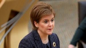 زعيمة اسكتلندا: استفتاء الاستقلال عن بريطانيا مسألة وقت