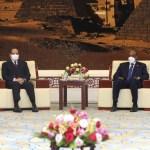 مصر تصطف مع الدولة أم البرهان في السودان