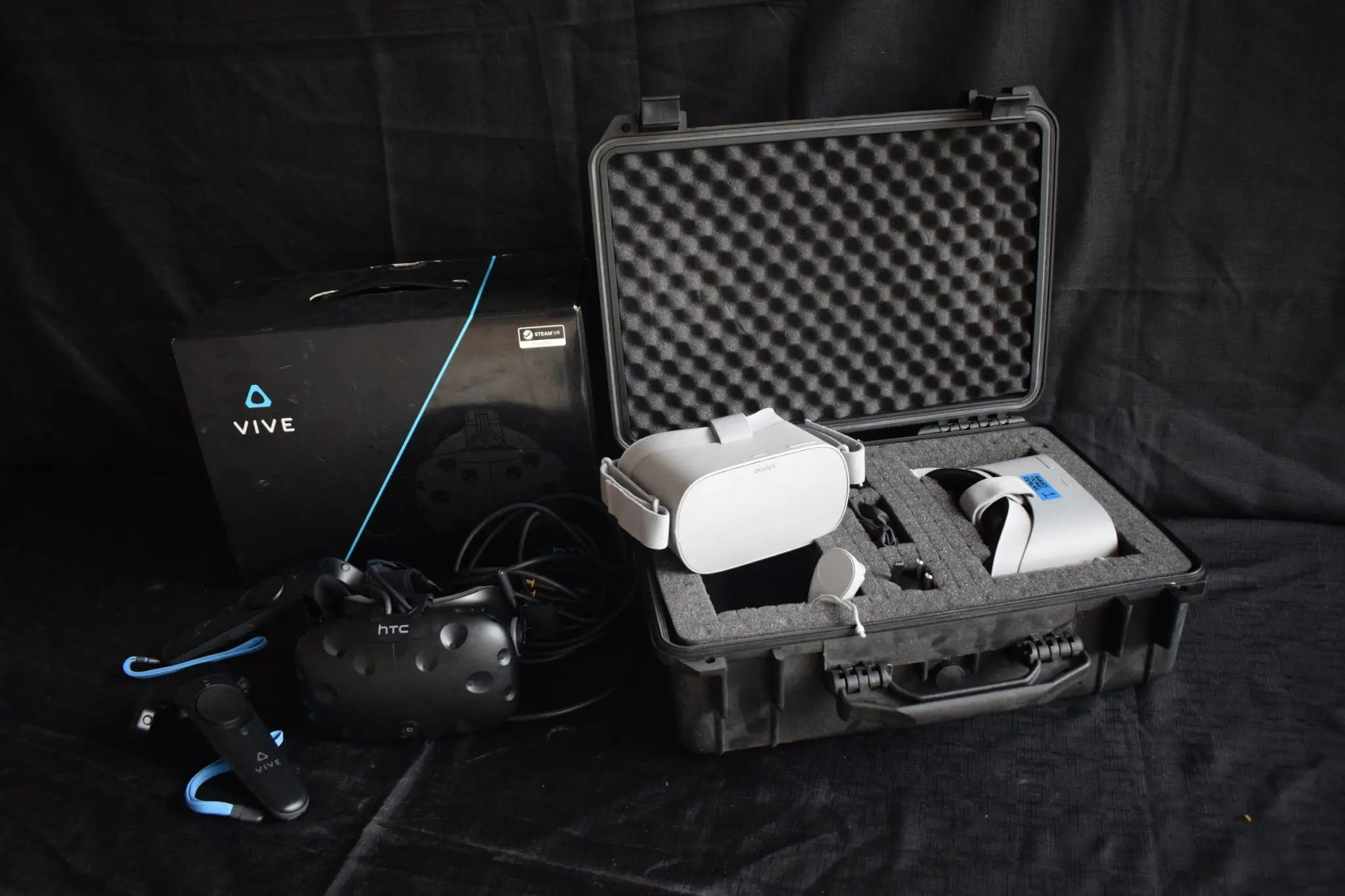 VR-hoofdtelefoon