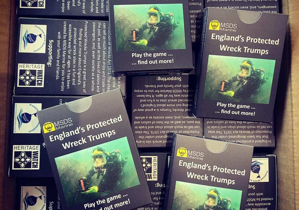 Protected Wreck Trumps Are Here!