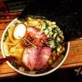 【新宿】すごい煮干ラーメン[凪nagi]本店の「すごい!煮干しラーメン」!