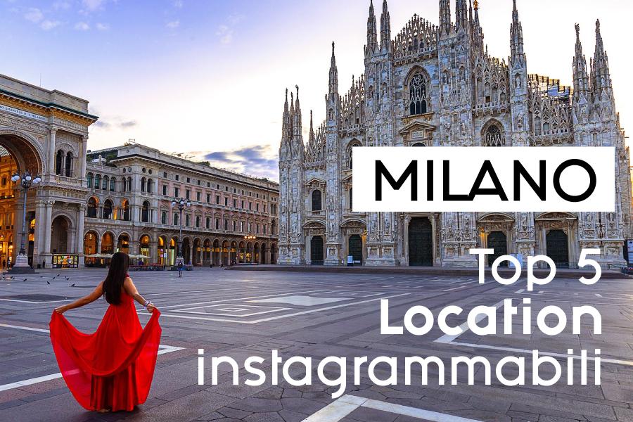Milano 5 Posti Instagrammabili Dove Scattarsi Foto Da