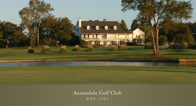 Annandale Golf Club Pga Tour