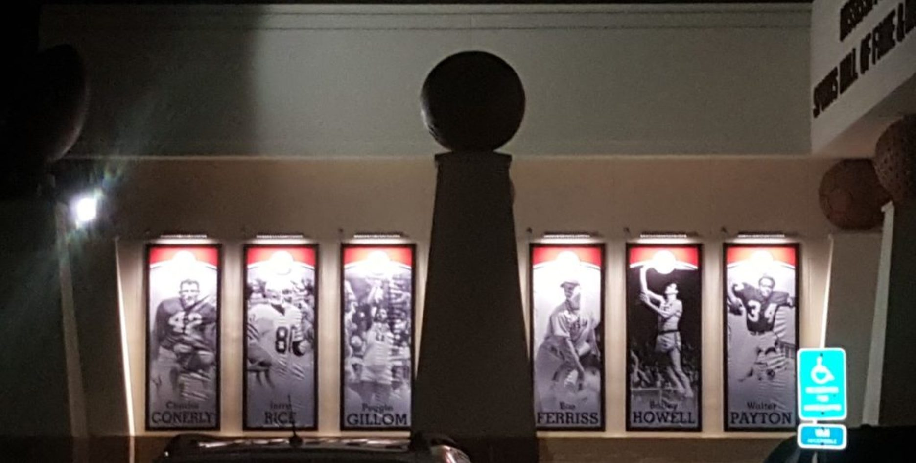 Our Hall of Famers now welcome you to your Mississippi Sports Hall of Fame and Museum.