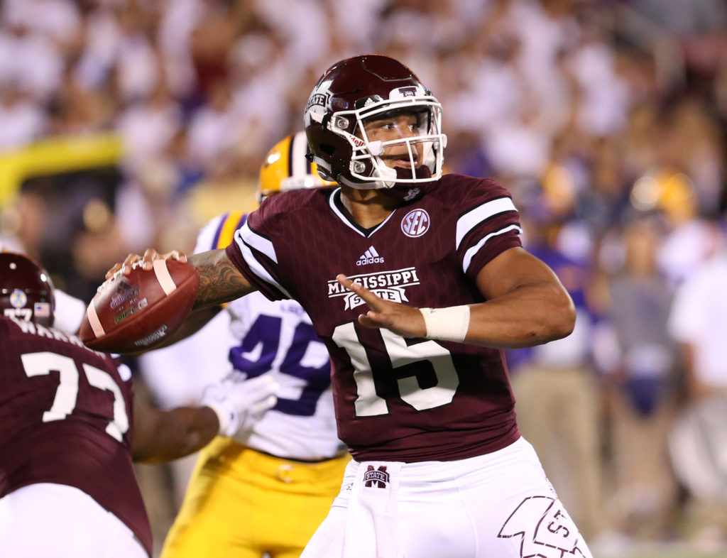 Dak Prescott: The first back-to-back winner in C Spire Conerly history.