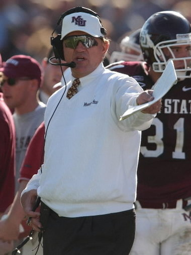 Jackie Sherrill remains the only football coach to take a Mississippi team to the SEC Championship Game.
