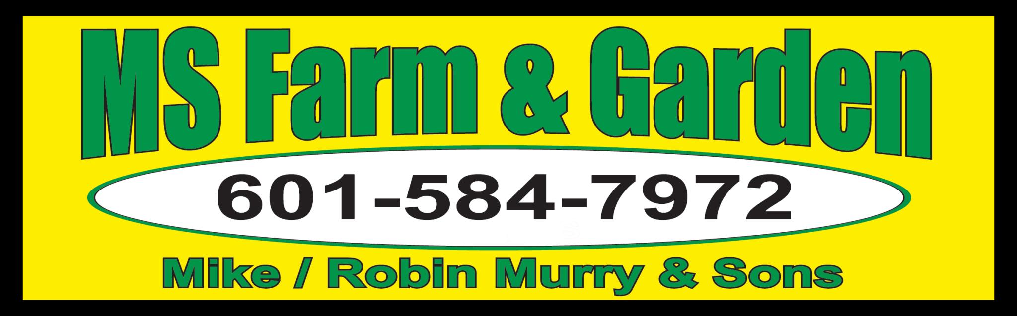 MS Farm & Garden