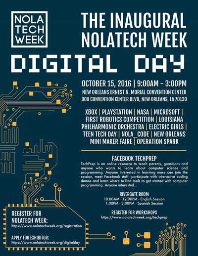 nolatech week