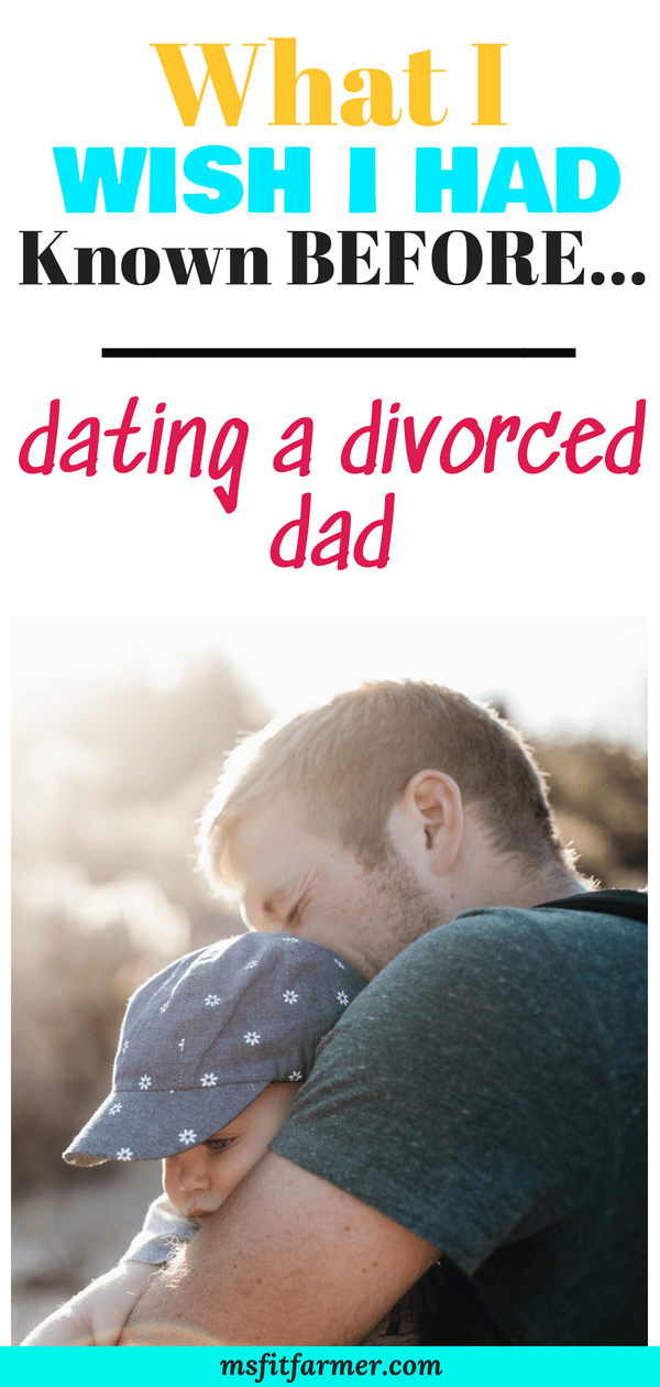 Advice for dating a divorced man