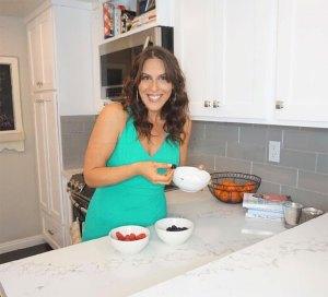 Shanna Ferrigno at home