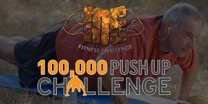 100,000 Push Up Challenge