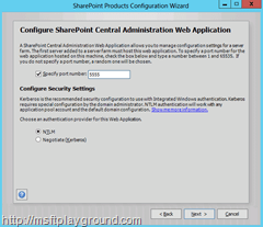 SharePoint-2013---Central-Administration
