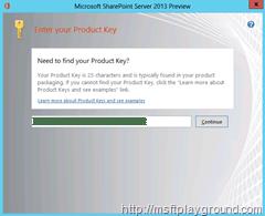 SharePoint-2013---Product-key