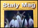 Intro to Meteorites in 'Staly Mag'