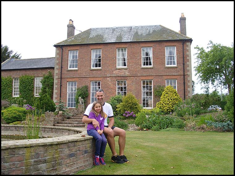 Wold Cottage – June 2011 visit