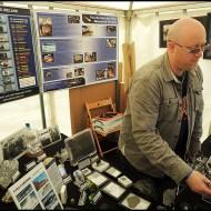 BIMS display at Cheltenham science fair