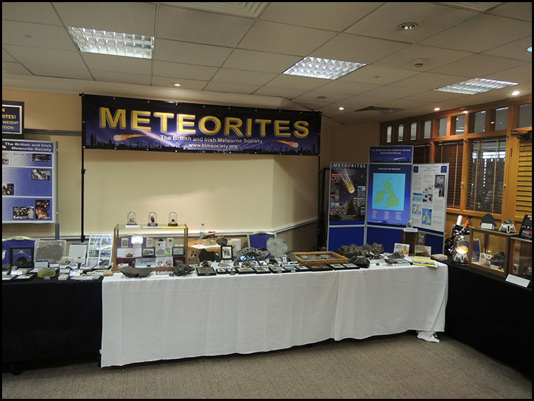 We were pretty pleased with our display! :-)