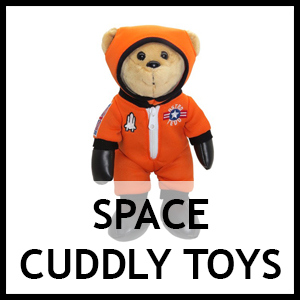 Space Cuddly Toys