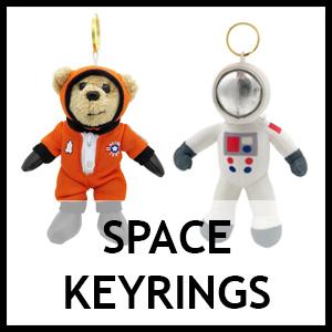Space keyrings