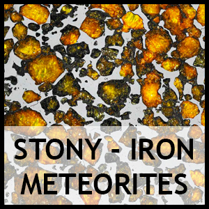 Stony Iron Meteorites