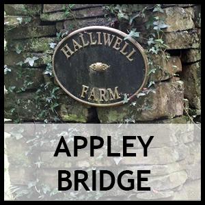 Appley bridge