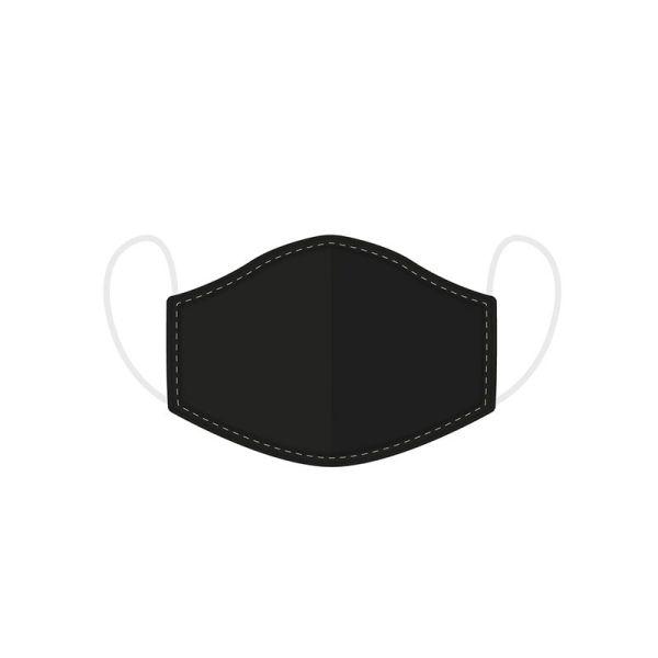 Mask black 1